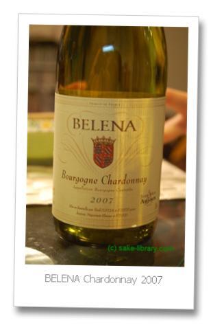 BELENA Chardonnay