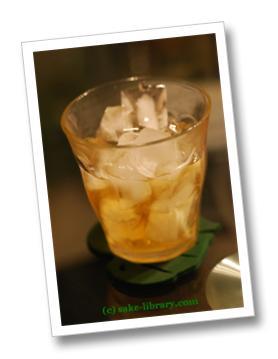 ウイスキー梅酒