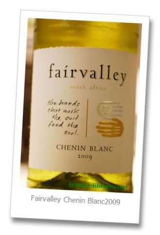 Fairvalley Chenin Blanc2009