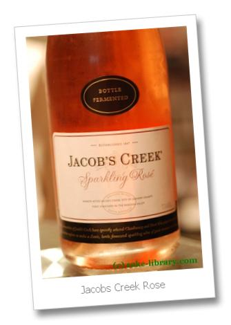 Jacob's Creek Sparkling Rose