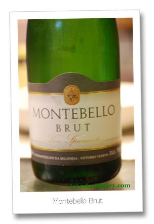 Montebello Brut Vino Spumante