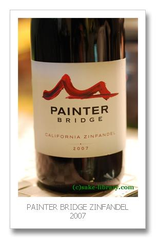PAINTER BRIDGE ZINFANDEL