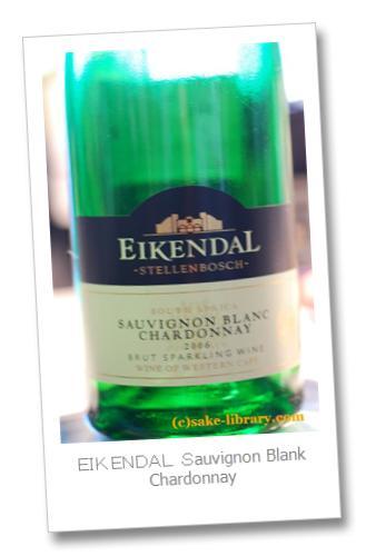 EIKENDAL Sauvignon Blank Chardonnay